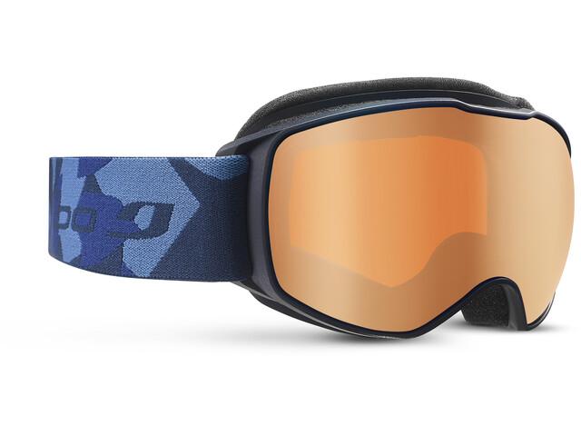 Julbo Echo Lunettes de protection, blue/camo
